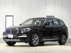 BMW X3 xDrive 20d Xライン ヘッドアップディスプレイ 革