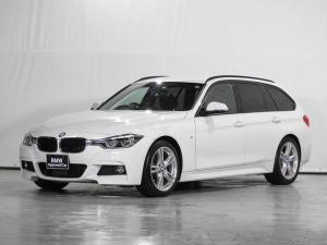 BMW 3シリーズ 320dツーリング Mスポーツ CD HDDナビ 電動スポーツシート ドライビングアシスト ACC リアカメラ&センサー コンフォートアクセス 電動リアゲート 18インチAW LED 禁煙車 ルーフレール 認定中古車