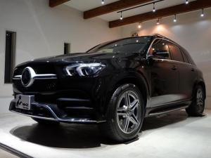 メルセデス・ベンツ GLE GLE400d 4マチックスポーツ 正規ディーラー車 新車保証継承 1オーナー オブシディアンブラック クロ革 純正ナビ ヘッドアップディスプレイ ブルメスターサウンド ドライブレコーダー パノラマルーフ ディストロニック+