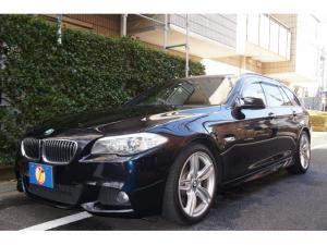 BMW 5シリーズ 523dツーリング Mスポーツ エクスクルーシブスポーツ限定