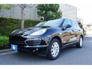 ポルシェ カイエン ベースグレード 2012モデル AIS検査付き買取直販車