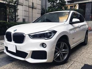 BMW X1 sDrive 18i Mスポーツ HDDナビ バックカメラ