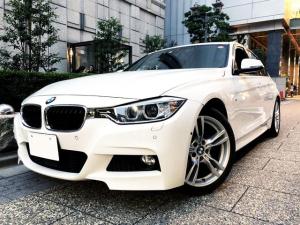 BMW 3シリーズ 320d Mスポーツ サンルーフ 赤革 純正HDDナビ