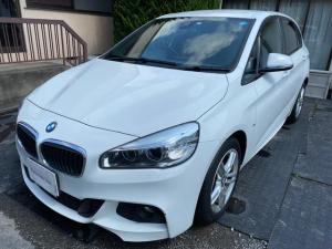 BMW 2シリーズ 218iアクティブツアラー Mスポーツ ディーラー整備車輌