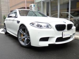 BMW M5 コンペティションPKG Mカーボンセラミックブレーキ左h