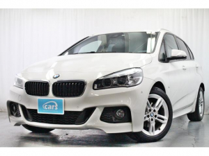 BMW 2シリーズ 218dアクティブツアラーMスポーツ R3/5迄メーカー保証