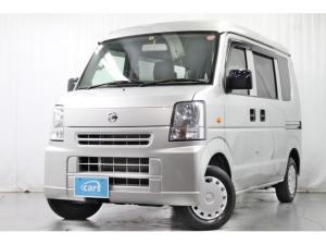 日産 NV100クリッパーバン GXハイルーフ MT5速 4WD ディーラー車検記録 1オナ