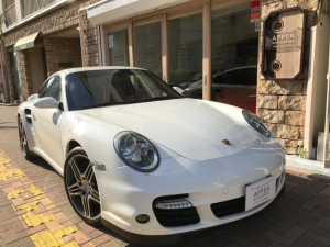 ポルシェ 911 911ターボ D車 Sクロノ オール本革テラコッタ内装 SR