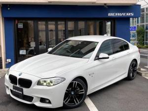 BMW 5シリーズ 523i Mスポーツ ザ・ピーク 限定車 アクティブクルーズコントロール 専用グリル 黒革パワーシートヒーター 19インチMホイール コンフォートアクセス