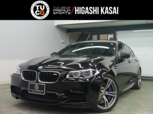 BMW M5 M5 後期 LCW 黒革 SR ナビTV 2年保証