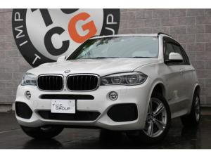 BMW X5 xDrive35d Mスポーツ ADV&セレクトP 2年保証
