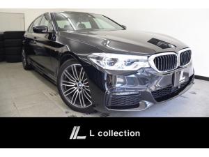 BMW 5シリーズ 523d Mスポーツ ハイラインパッケージ インテリジェントセーフティ LEDヘッドライト ブラックレザーシート 全方位カメラ シートヒーター