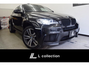 BMW X6 M ベースグレード 白革シート 純正ナビ 20AW シートヒーター シートクーラー バックカメラ パワーバックドア