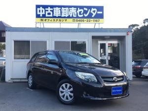 トヨタ カローラフィールダー 1.5X Gエディション ナビ キーレス ETC 禁煙車