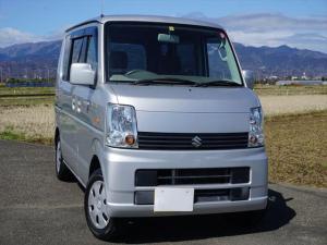 スズキ エブリイワゴン JP保証書車検令和3年7月13日リヤ電源シュガライター付