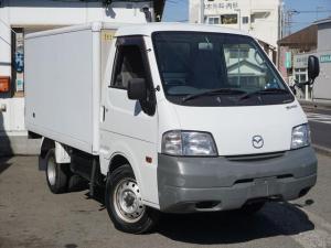 マツダ ボンゴトラック  8ナンバー冷凍冷蔵マイナス7度スノコ下ステンレス デンソー冷凍機