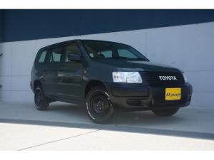 トヨタ サクシードバン UL 40mmリフトアップ ダークグリーンオールペイント マッドスター15インチATタイヤ