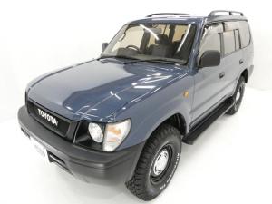 トヨタ ランドクルーザープラド TX 丸目・ナロー仕様・DEENホイール・新品タイヤ