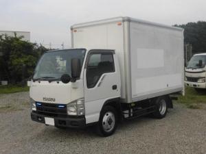 いすゞ エルフトラック 1.5t積 全低床パネルバン3枚観音扉 3.0LディーゼルT