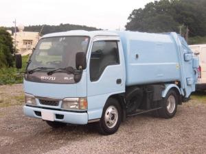 いすゞ エルフトラック 2tフジマイティ製巻込パッカー5.0立米 4.8Lディーゼル