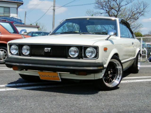 トヨタ カリーナ 1600GT