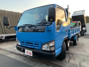 いすゞ エルフトラック  3000kg 3t ダンプ NOX.pm適合