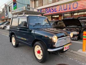スズキ ジムニー ワイルドウインドリミテッド 4WD AW AC オーディオ付 ターボ ルーフキャリア キーレス 社外ハンドル