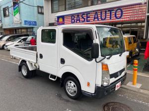 日産 アトラストラック WキャブスーパーローDX 5MT