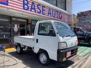 ホンダ アクティトラック DX 4WD MT 軽トラック