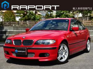 BMW 3シリーズ 318i Mスポーツパッケージ 5MT R2年自動車税込