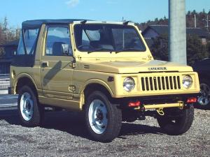 スズキ ジムニー FM幌4WD