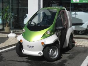 トヨタ  コムス/小型電気自動車/100V充電ケーブル