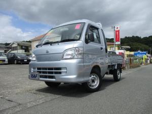 ダイハツ ハイゼットトラック ジャンボ 4WD 5速マニュアル車 走行17800キロ