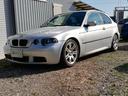 BMW/BMW 318ti 17インチAW  ナビ 5MT ローダウン