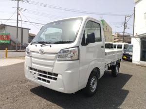 ダイハツ ハイゼットトラック スタンダードSAIIIt 標準スマートアシスト 純正LEDヘットライト 2WD/4AT