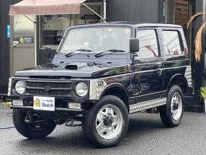 スズキ ジムニー HC 3型/パワステ/パート4WD/ETC/社外マフラー/エアクリ/シートカバー