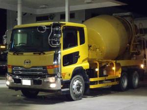 UDトラックス コンドル ミキサー車 カヤバMR45 積載10,860Kg 8.9立米