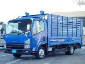 いすゞ エルフトラック 資源回収車 積載2t 6MT NOx・PM適合