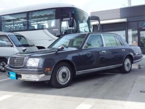 トヨタ センチュリー コラムシフト 後期型 LEDテール リアカーテン 鸞鳳グレー