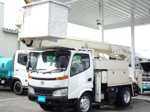 トヨタ ダイナトラック 高所作業車 アイチU594 作業床14.6m 電工 ウインチ