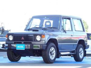 三菱 パジェロ GL メタルトップワゴン L144GW 5MT 4WD 4D56エンジン ICディーゼルターボ タイミングベルト交換済み 5ナンバー