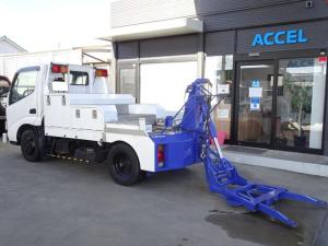 トヨタ ダイナトラック  レッカー車 アンダーリフト アタッチメント付き 吊り上げ能力1,200Kg 5MT・3ペダル インジェクタ一式交換済み NOx・PM適合
