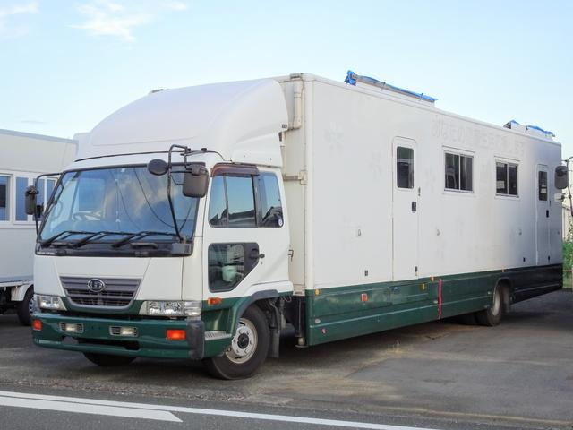 移動販売・キッチンカー・キャンピング・ベース車両に 元医療防疫車 車体の長さ1,199cm×幅249cm×高さ364cm