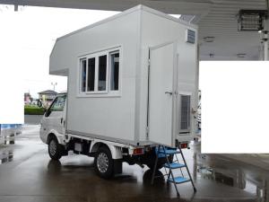 マツダ ボンゴトラック  移動販売車 キッチンカー 8ナンバー 加工車登録 走行500Km ホシザキ冷蔵庫 2槽シンク 作業台 換気扇 エアコン 天井照明 外部電源入力 ガソリン車 コラムAT 車輌総重量1,870Kg