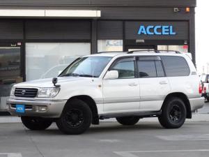 トヨタ ランドクルーザー100 VX HDJ101K 純正5MT 1HD-FTEエンジン ディーゼルターボ 1ナンバー タイミングベルト交換済み フルタイム4WD センターデフロック NOx・PM非適合