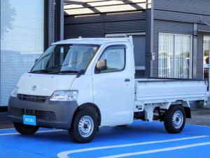 トヨタ ライトエーストラック DX 4WD 5MT 4ナンバー 積載750Kg 実走行 2人乗り 三方開 荷台長さ243cm×幅158.5cm×高さ36cm 荷台床面地上高72.5cm 3SZ-VEエンジン ガソリン車 NOx・PM適合