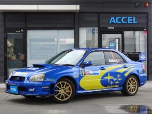 スバル インプレッサ WRX STi GDB アプライドE型 涙目 WRCラリーデカール スプリッターリアウイング DCCD 6MT EJ20 ターボ