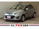 マツダ/デミオ 13C-V スマートエディションII 禁煙車 純正ナビ