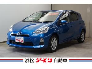 トヨタ アクア S スマートエントリーPKG ワンオーナー ナビTV ETC
