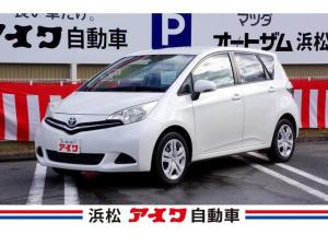 トヨタ ラクティス レピス 純正ナビTV